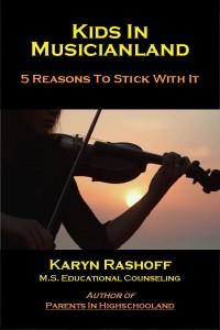 Kids in Musicianland by Karyn Rashoff